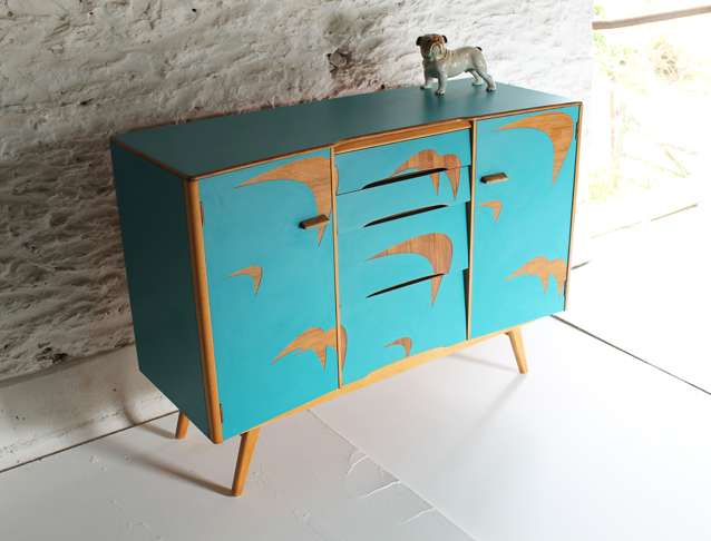 blue-bird-formica-g-plan-sideboard-by-lucy-turner