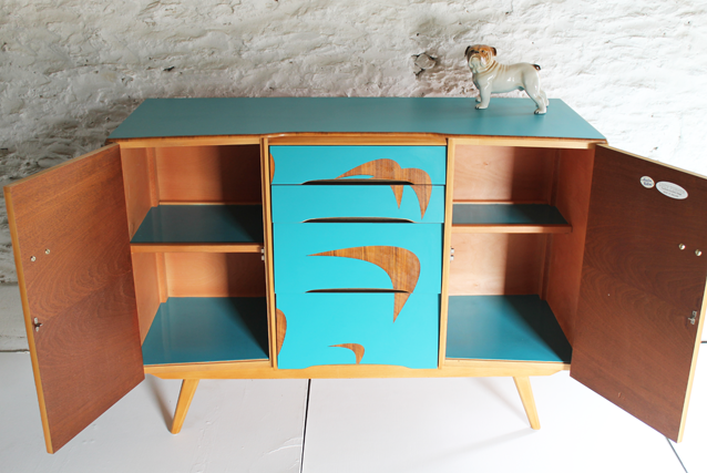 colourful-interior-blue-sideboard-lucy-turner