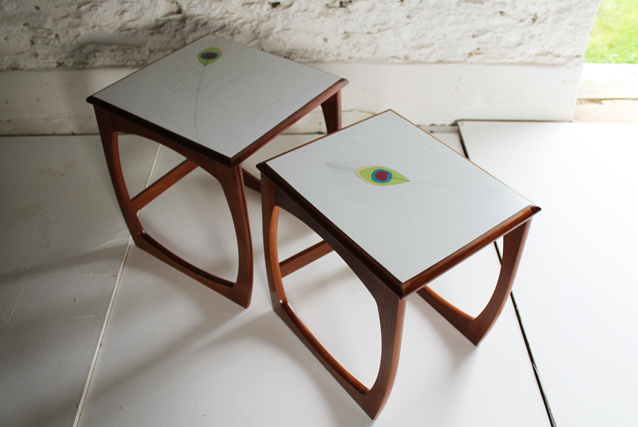 peacock-g-plan-teak-formica-side-tables-by-lucy-turner