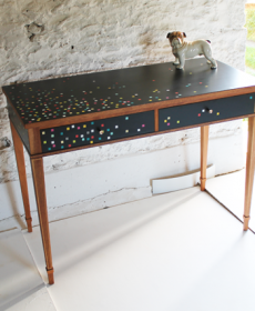 disco-console-table