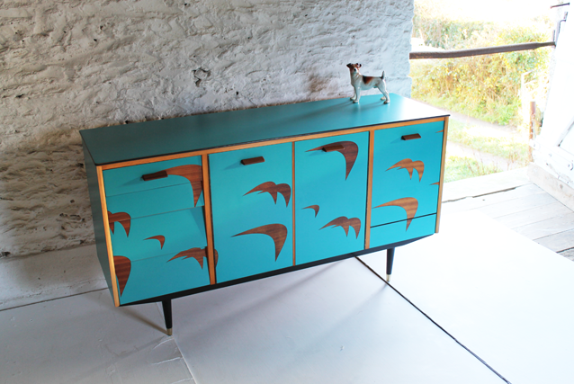 bermuda-blue-sideboard-retro-formica-by-lucy-turner