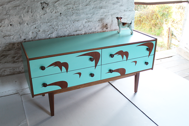 marina-bird--formica-retro-chest-of-drawers-by-lucy-turner