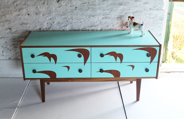 marina-blue-bird-retro-formica-chest-of-four-drawers-by-lucy-turner