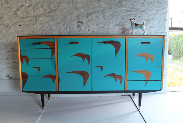turquiose-sideboard-in-formica-retro-g-plan-lucy-turner