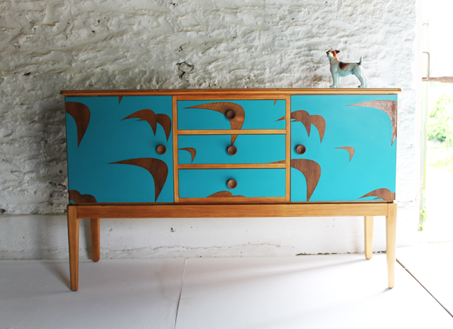 gordon-russel--sideboard-upcycled-by-lucy-turner