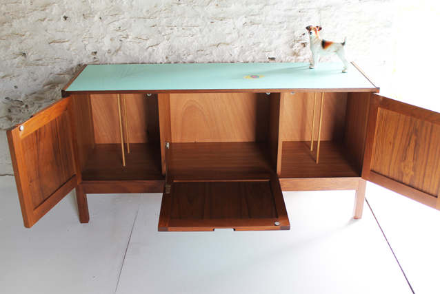 retro-teak-sideboard-with-colour-by-lucy-turner