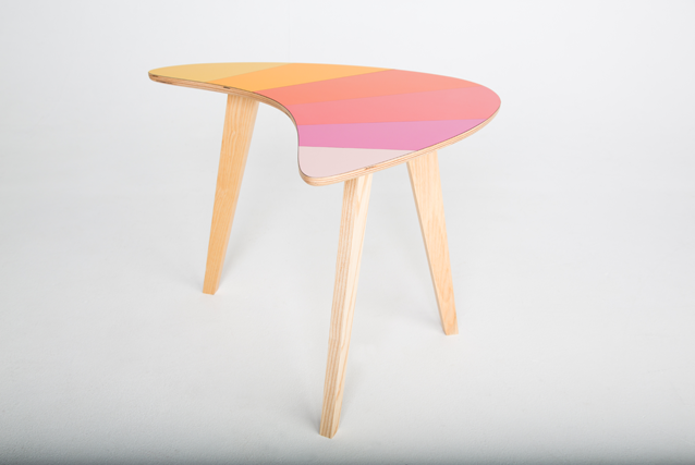 pink-spectrum-kidney-table-bright-coloured-furniture-by-lucy-turner