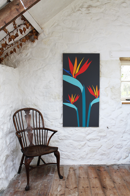 birdsofparadise-wallhanging-lucyturner-modern-marquetry