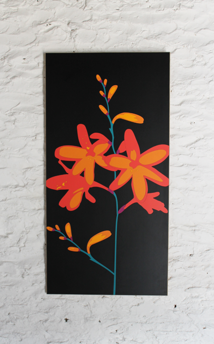 montbretia-flower-wall-panel-modern-marquetry