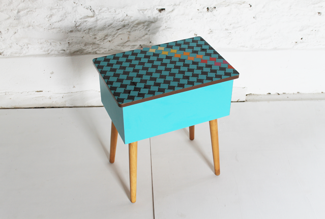 dogtooth-box-80's-laseer-cut-formica-laminate-inlay-cornwall-furniture