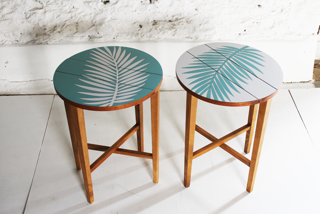 marina-and-White-palm-leaf-tables