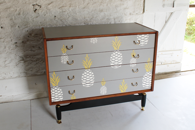 pineapple-formica-chest-of-colurful-drawers-kids-room
