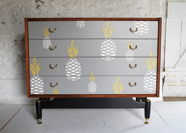 yellow-and-grey-chest-of-drawers
