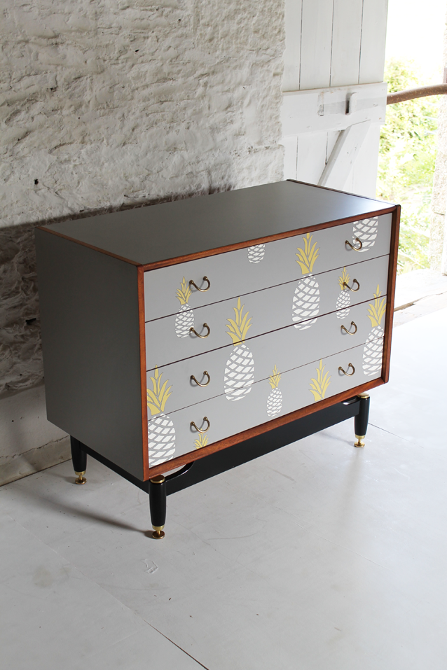 yellow-grey-white-chest-of-drawers-storage