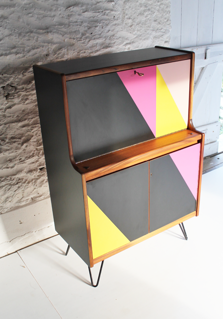 cocktail-cabinet--pink-colourful-formica-retro-