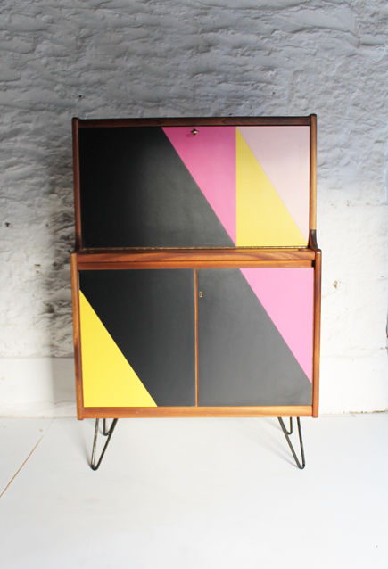 cocktail-cabinet-retro-formica-pink-yellow-
